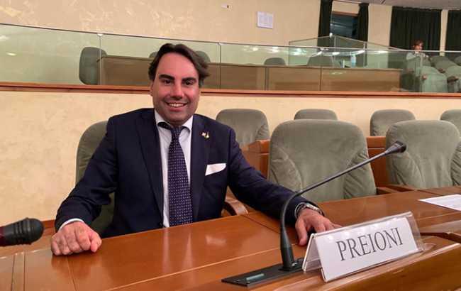 Alberto Preioni banco regione