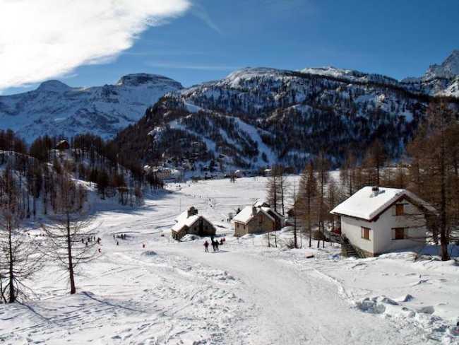 Alpe Devero panorama