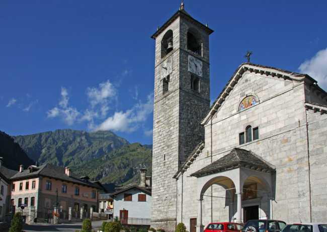 Antronapiana parrocchiale