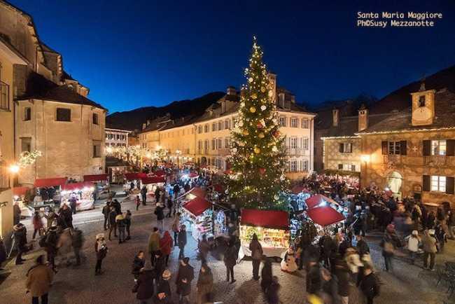 Mercatini di Natale di Santa Maria Maggiore ph. Susy Mezzanotte 2