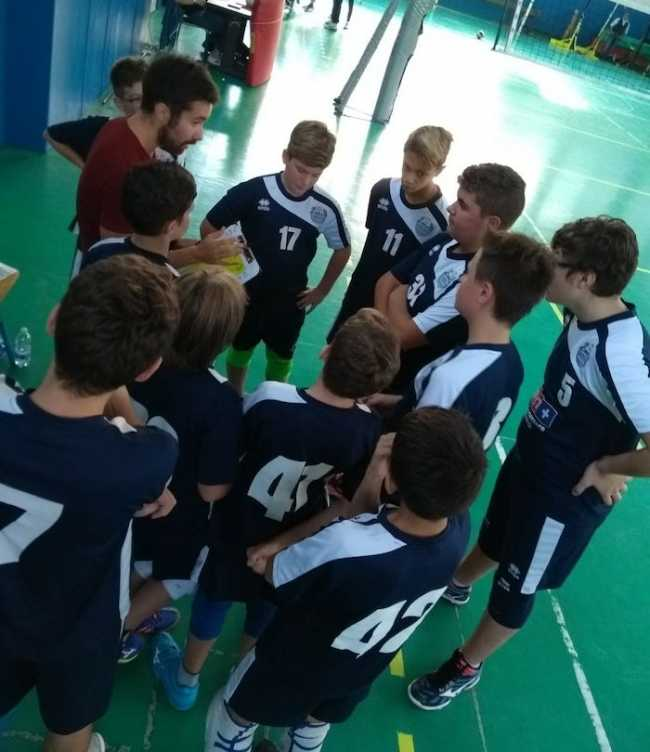 Under 14 maschile 2mila8volley