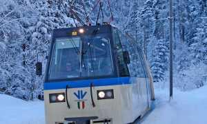 Vigezzina inverno LOWtreno neve