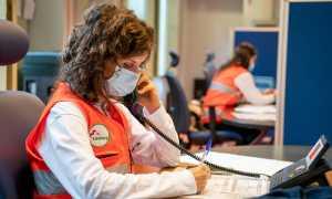 Volontaria Anpas Numero verde sanitario