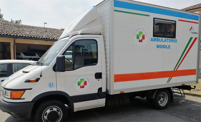 ambulatorio mobile