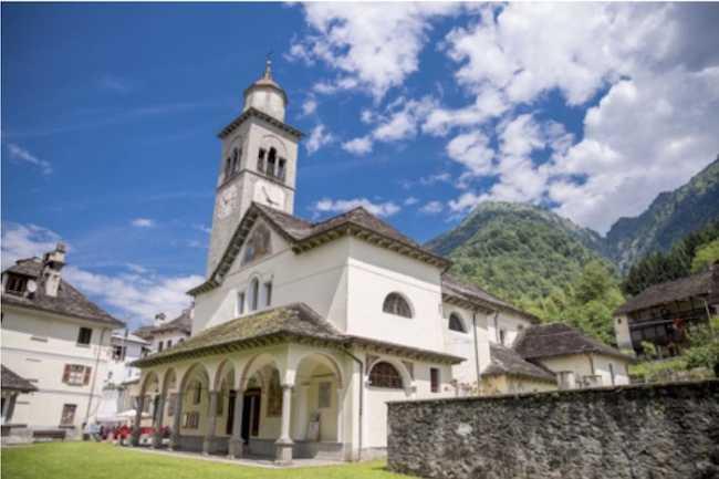 anzino chiesa
