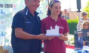 b Francesca Barale premiazione