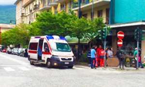 b ambulanza viale