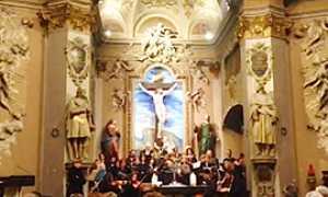 b cappella musicale calvario