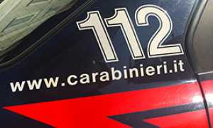 b carabinieri 112