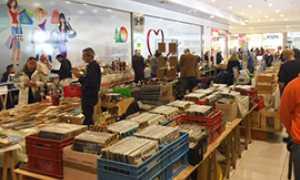 b mostra scambio shopping center
