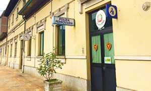 b polizia ferroviaria sede