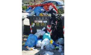bidone rifiuti immondizia conservco