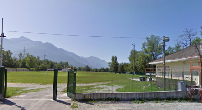 campo sportivo montecrestese