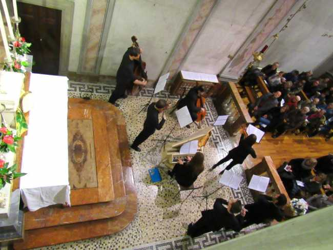 cappella calvario