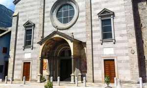 chiesa collegiata domodossola