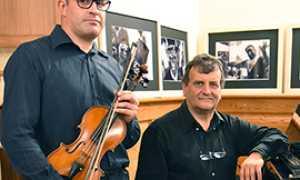 corta bassa disco piano violino