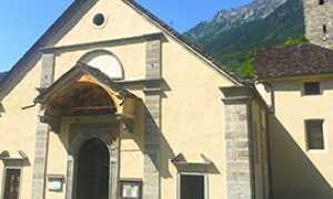 corta chiesa croveo baceno