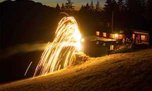 corta fuoco artificio baita