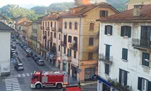 corta incendio binda fiamme