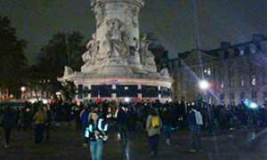 corta parigi place republique