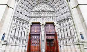 corta porta cattedrale