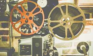 corta proiettore cinema