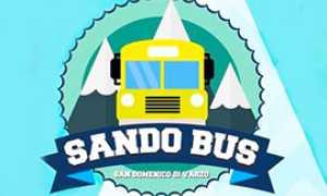 corta san domenico ski bus logo