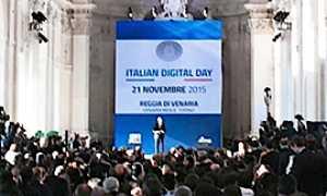 corta venaria ItalianDigitalDay