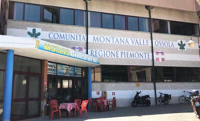 domo comunita montana