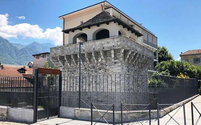 domo torretta