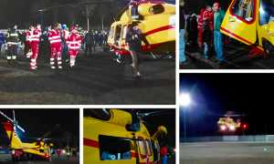 elicottero 118 notte nosere mix
