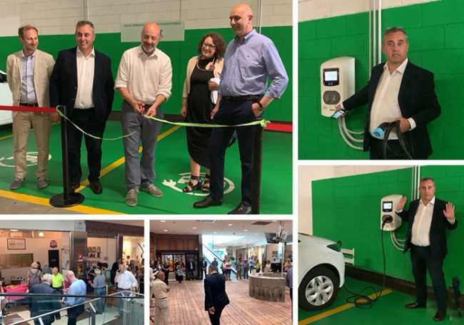 inaugurazione recharged station coop mix 19