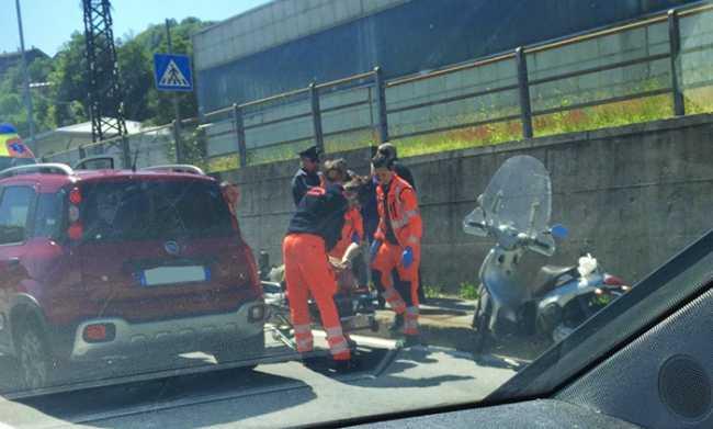 incidente moto villa mag 19