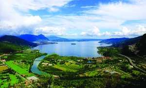 lago vista isole fondotoce