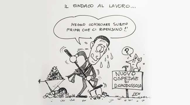 lux pizzi lavoro ospedale
