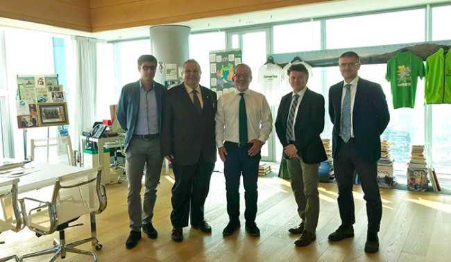 maroni delegazione vco