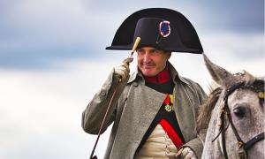 napoleone cappello cavallo