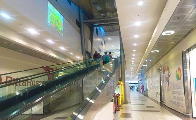 ossola shopping center
