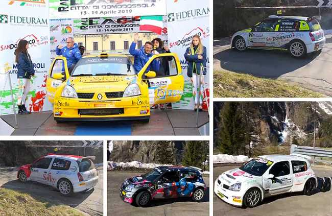 rallY 2 laghi finale mix caffoni