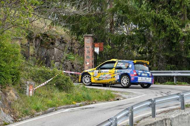 rally 2 laghi numero 12