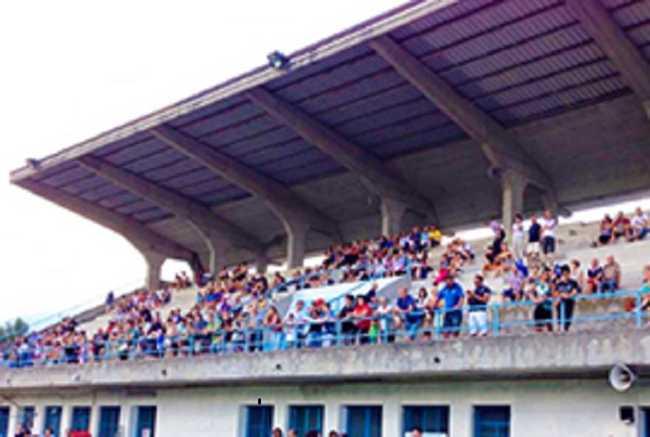 stadio Poscio Villadossola
