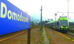 treno bls stazione domo