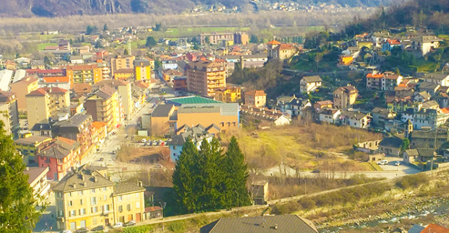 villa vista alto