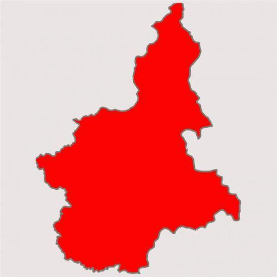 COVID - Piemonte verso la zona rossa per l'impennata contagi
