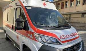 ambulanza posteggio ospedale domodossola