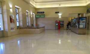 atrio stazione domodossola dentro