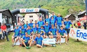 b Il gruppo di Ossola Sky Running alla Bettelmatt 2015 Foto Daniele Sorrenti1