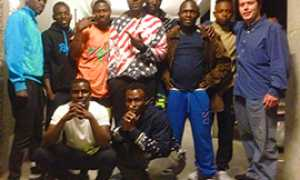 b migranti profughi vogogna