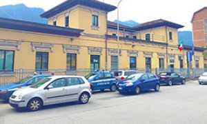 b polizia stazione sede