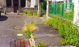 b verde cappelle calvario